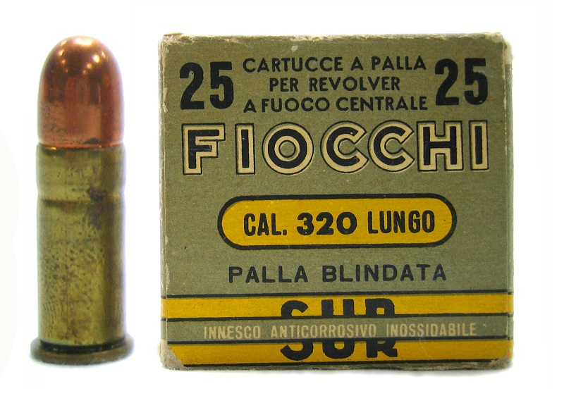 320 Lungo Palla Blindata