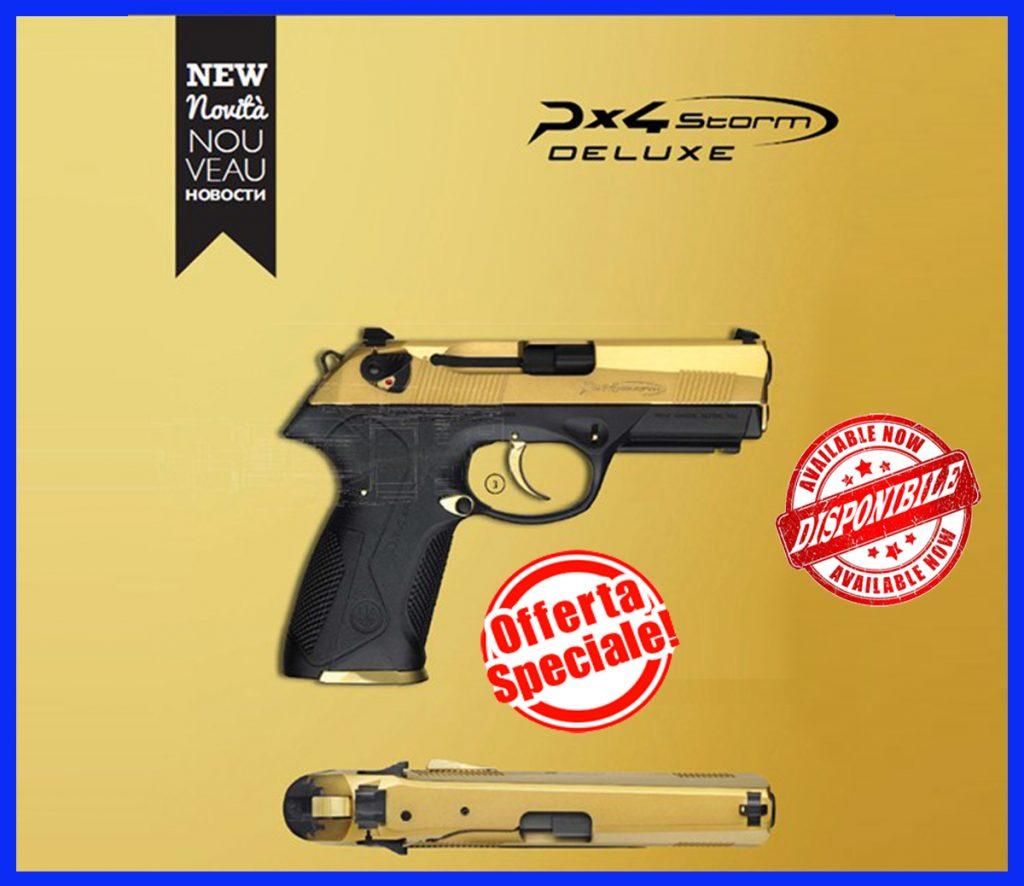 Beretta PX4 Deluxe