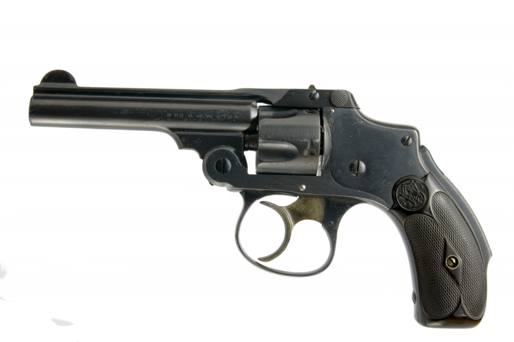 Smith Wesson 1903 Squeezer