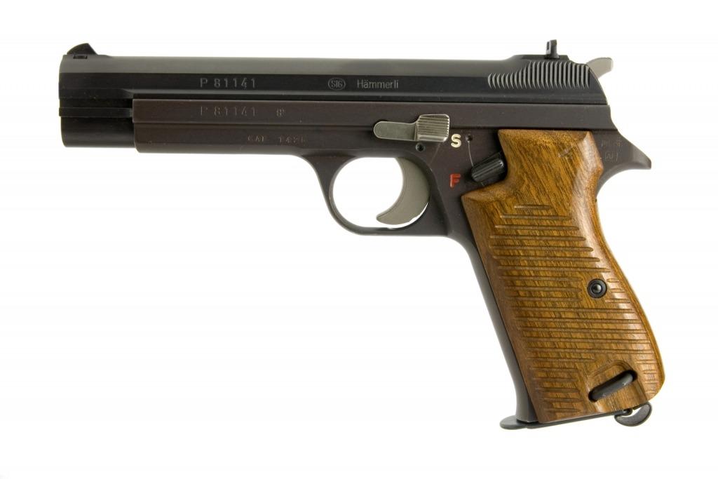 Sig Hammerli P210-2