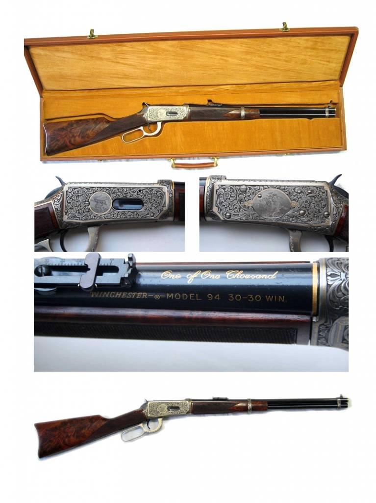Winchester A Leva Armi Gran Bella Passione Colt Single