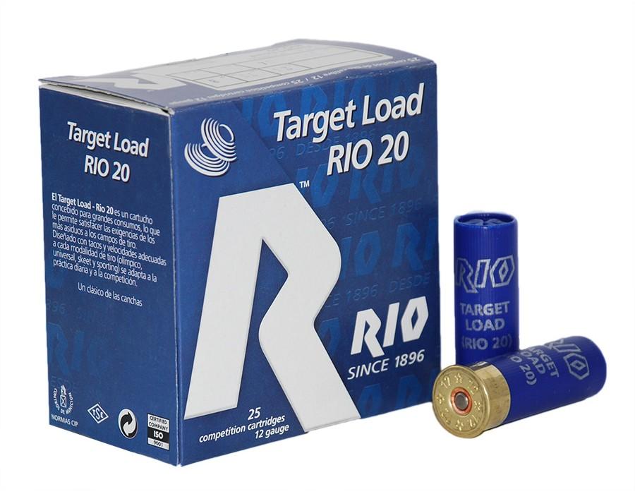 TARGET LOAD – RIO 20