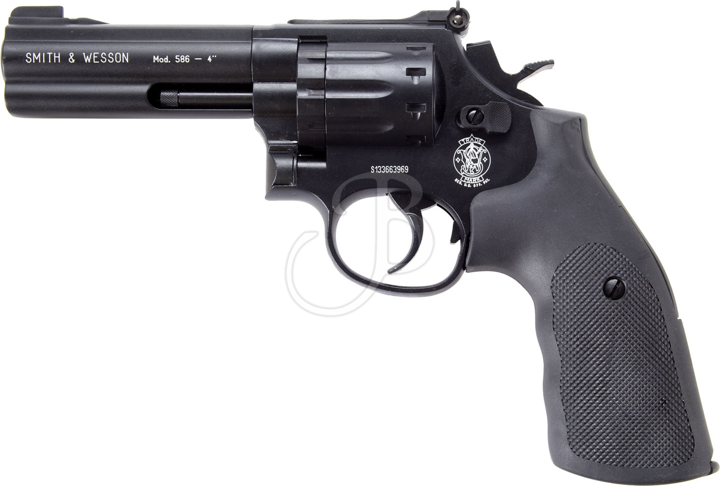 UMAREX Smith & Wesson 586 4″