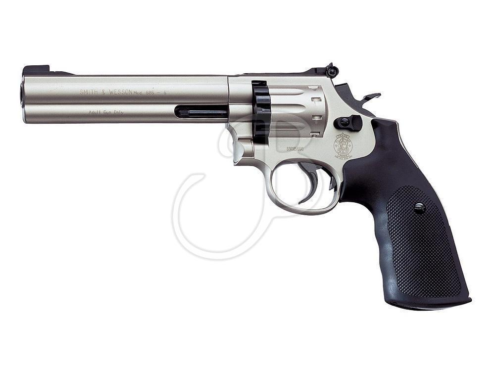 UMAREX Smith Wesson 686 6″