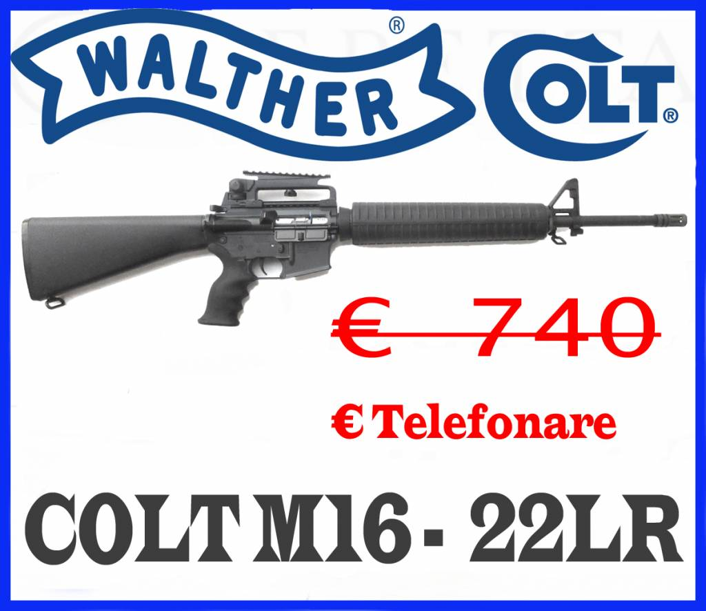 WALTHER M16