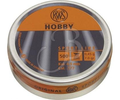 RWS DIABOLO HOBBY 4.5MM
