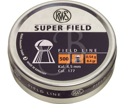 RWS SUPER FIELD 4.5 MM