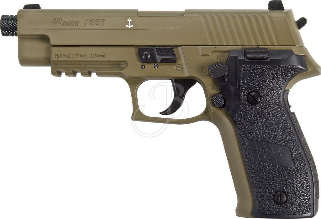 SIG SAUER P226 Desert