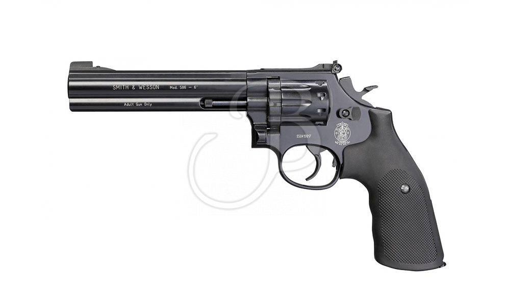 UMAREX Smith & Wesson 586 Graphite