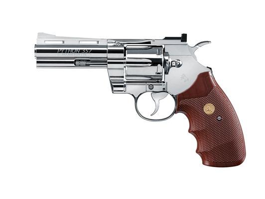 Colt Python 4″ NiKel