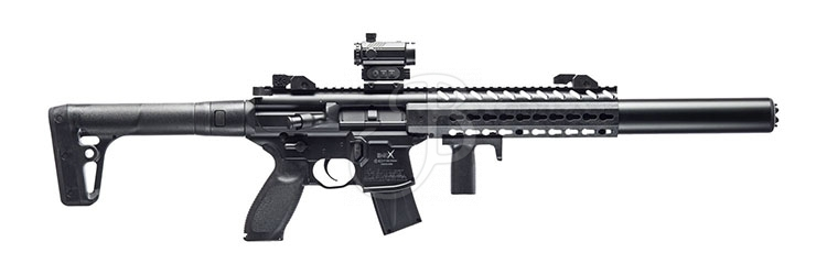 SIG SAUER MCX con Red Dot
