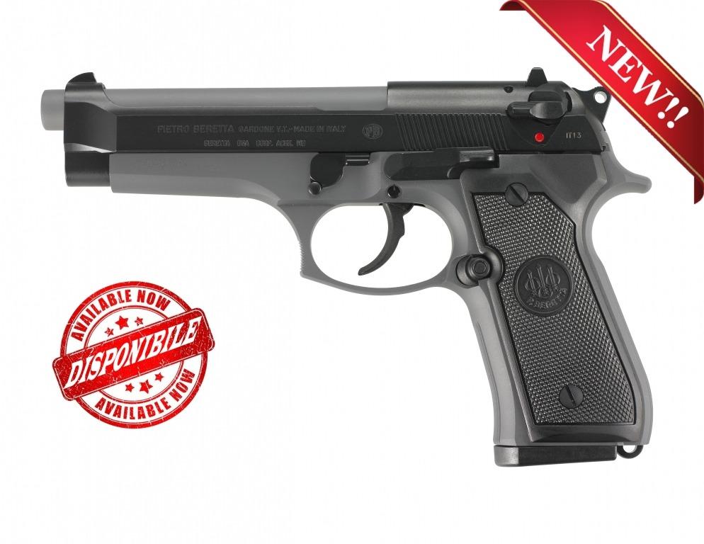 Beretta 98FS Grey