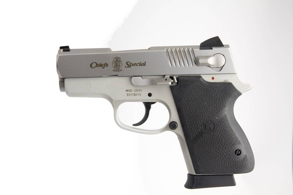 Smith Wesson Chiefs Special