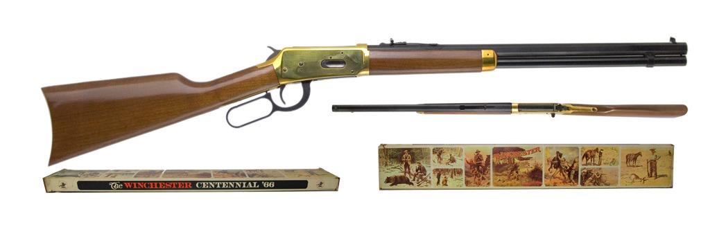 Winchester CENTENNIAL 66 RIFLE