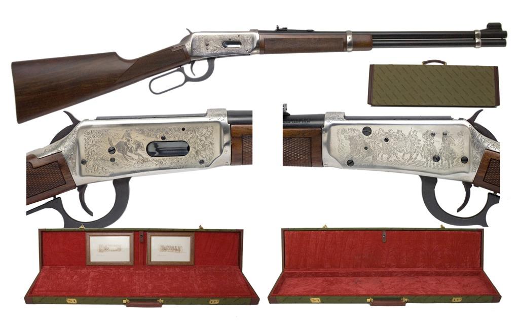 Winchester GREAT WESTERN ARTIST II