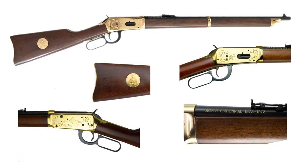 Winchester R.C.M.P.