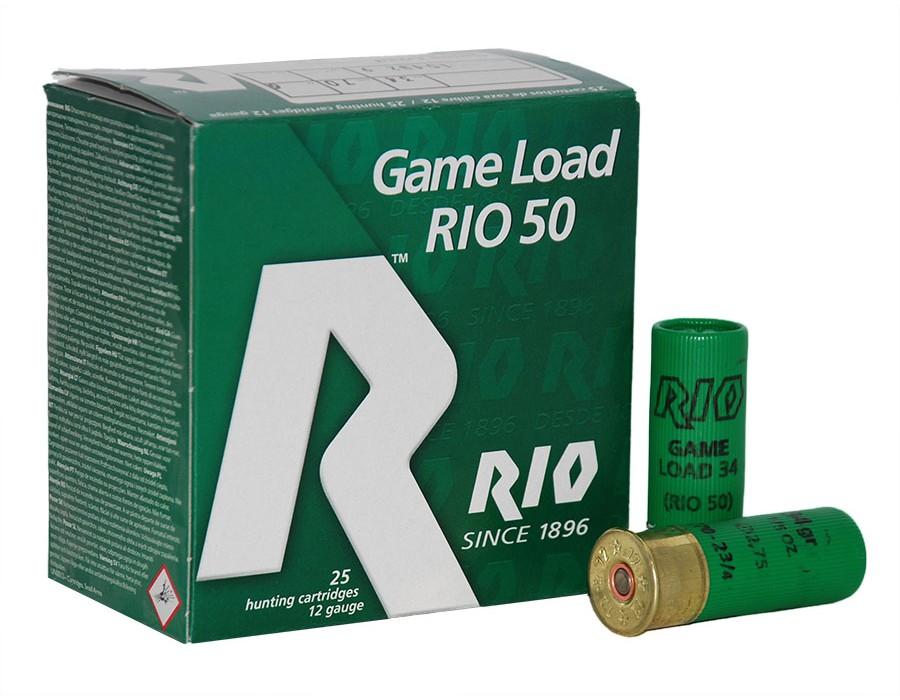 Cartucce da Tiro TOP TARGET – RIO 50