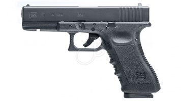 Glock 17 Blow Back