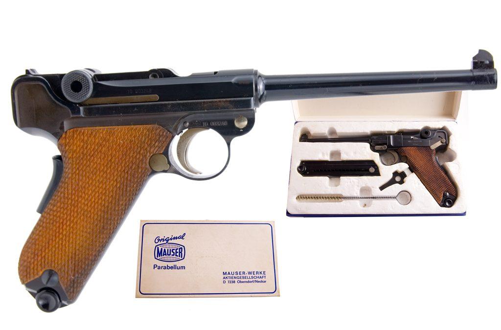 Mauser Luger 06