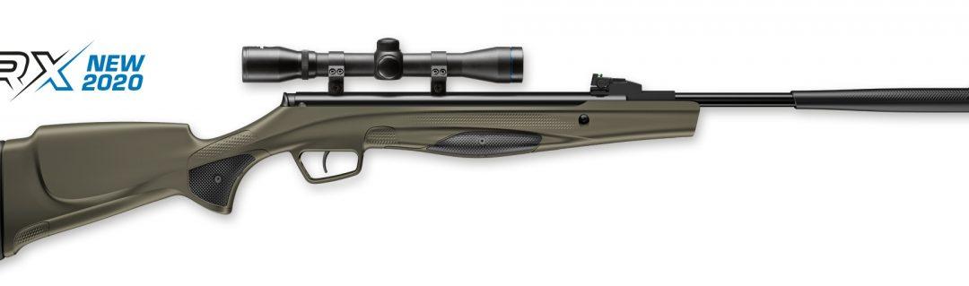 Stoeger RX20 Dynamic – Green + ottica