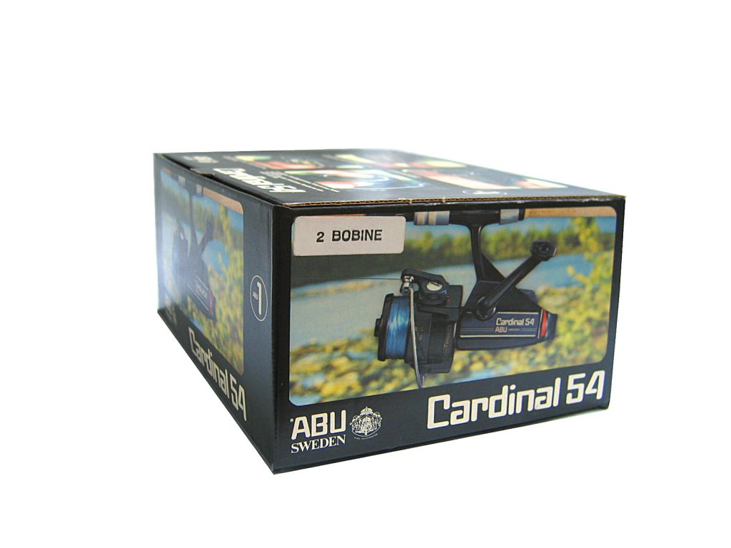 Abu Cardinal 54 Sweden
