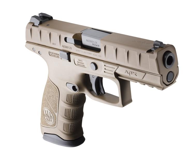 Beretta APX Tactical