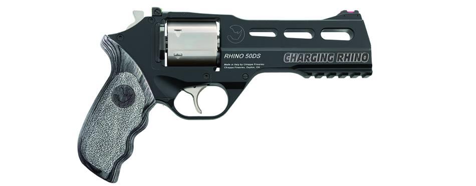 RHINO Revolver 50DS CHARGING