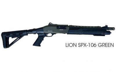 DERYA – SPX-106 Green
