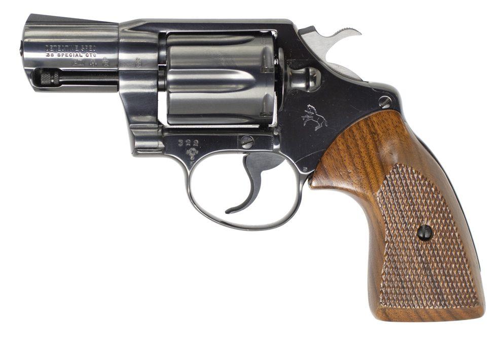 Colt Detective Special Acciaio