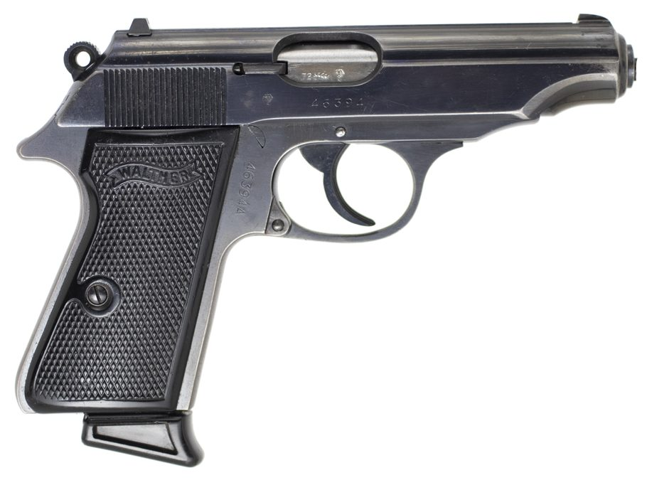 Walther PP cal. 9 corto