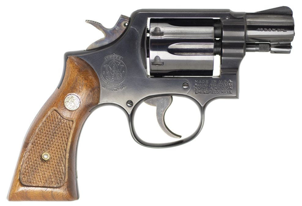 Smith Wesson 10